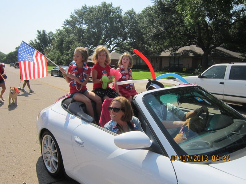 Kramer Fourth of July Parade