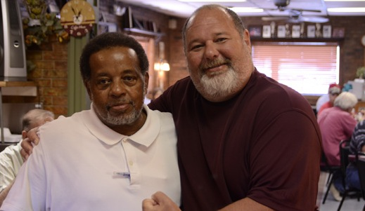 Jimmie Harris and Johnny Meredith of Kel's Kitchen: Photo by Mark Davis