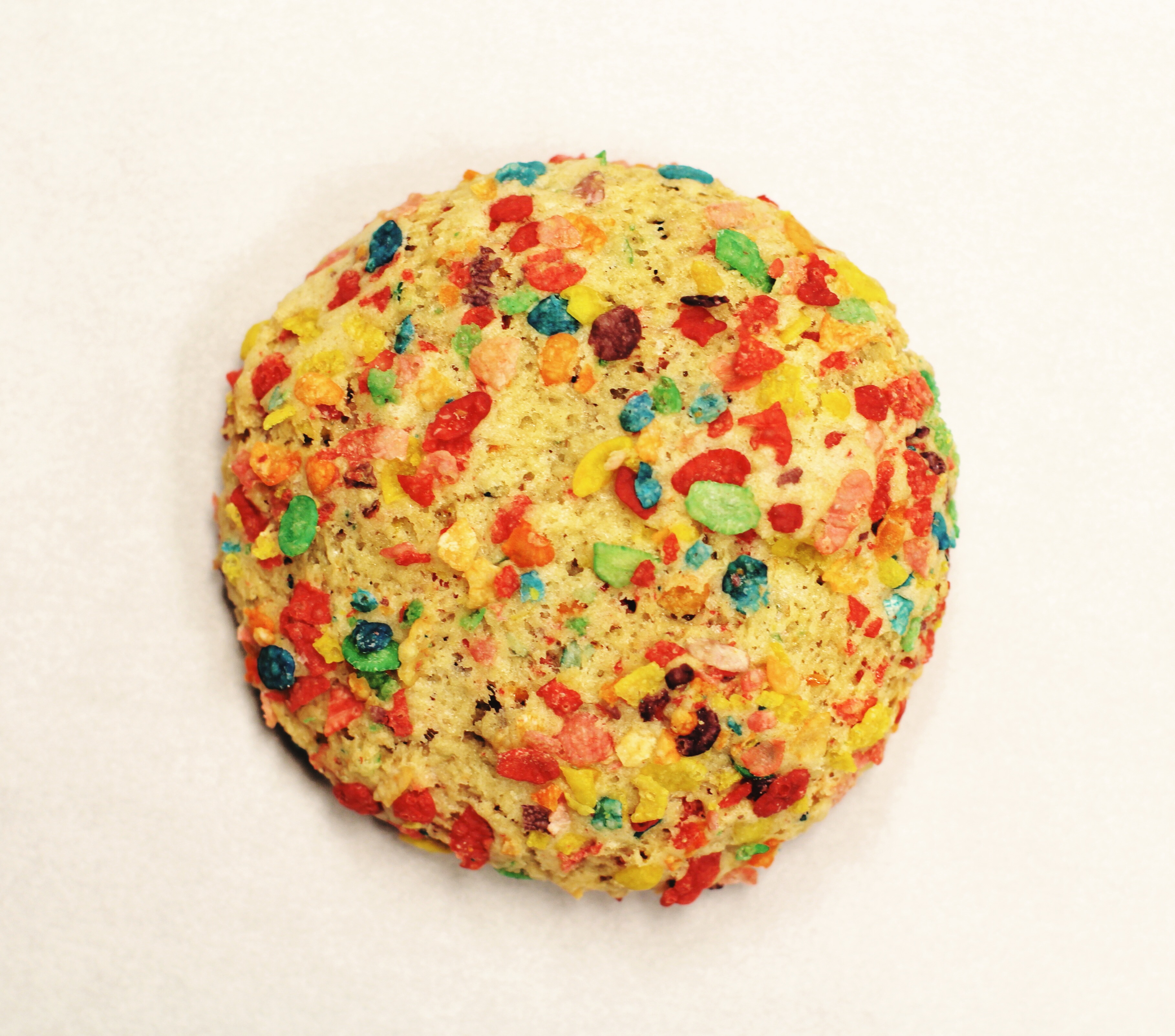 The Fruity Pebble cookie is one of the new offerings at Society Bakery at the Preston Royal shopping center. (submitted photo)