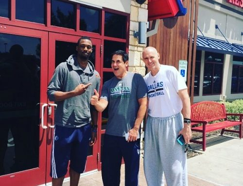 Mark Cuban picks interesting restaurant to celebrate with new Maverick Harrison Barnes